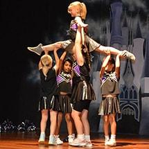 Cheerleading Class Lift