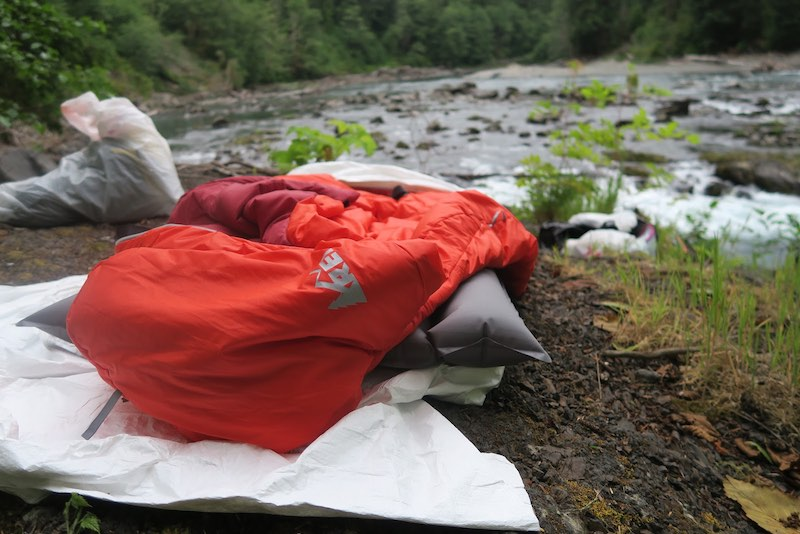 REI Sleeping Bag