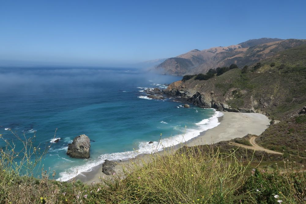 Pacific Coast Bike Route California