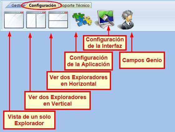 Configuracion del ERP