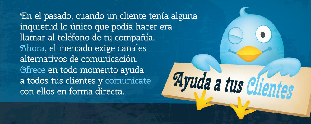Hoy el mercado exige nuevos canales de comunicación