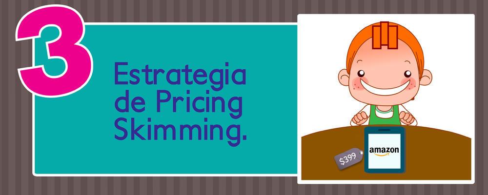 Estrategia de Pricing Skimming
