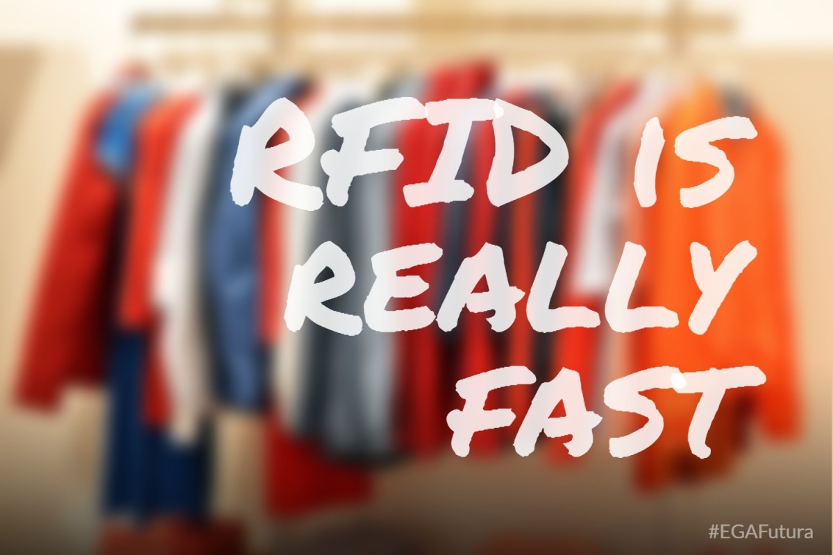 RFID is really fast