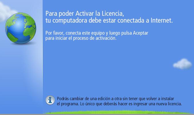 Activacion licencia Power