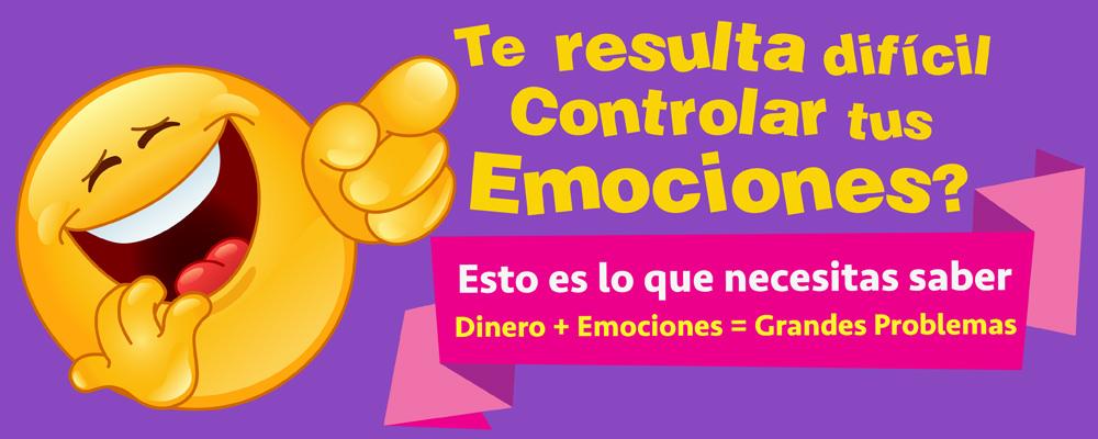 Te resulta difícil Controlar tus Emociones? Esto es lo que necesitas saber