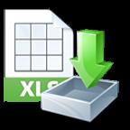 Exportar Productos a Excel