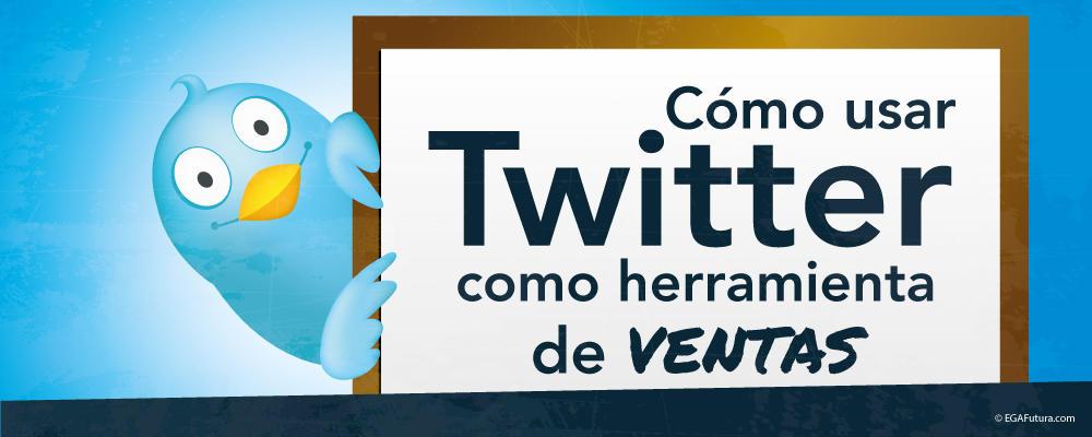 Cómo usar Twitter como Herramienta de Ventas
