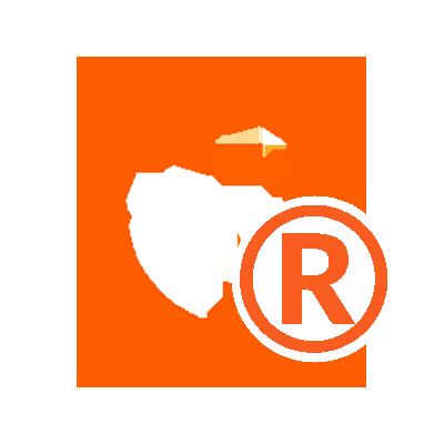 Icon merk bewaken
