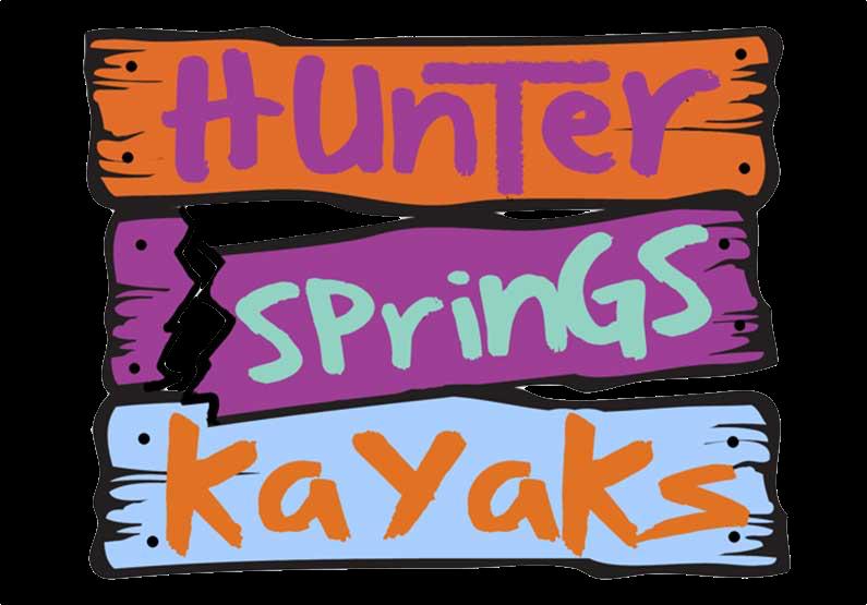 Hunter Springs Kayak