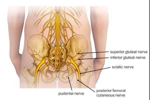 Sacrum fracture