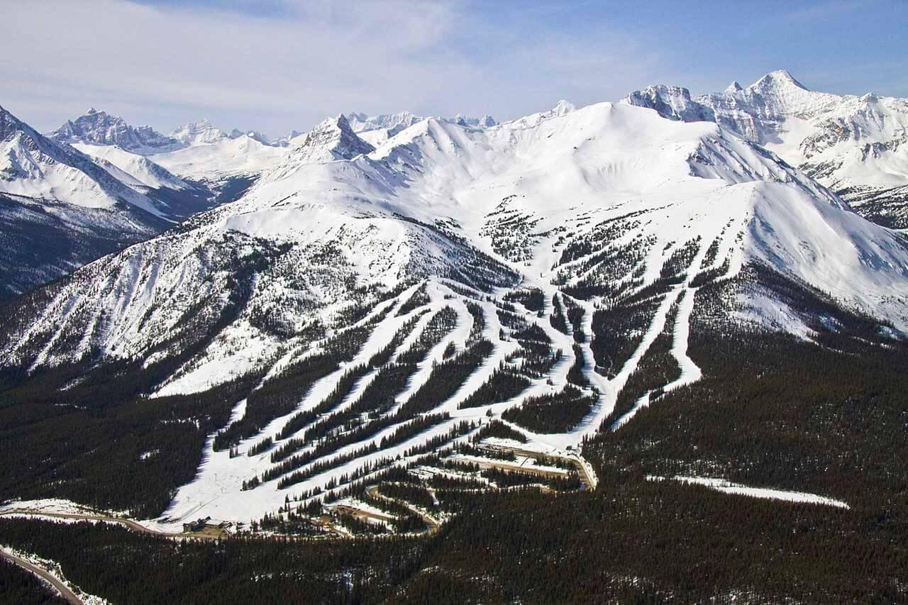 Marmot Basin Ski Terrain