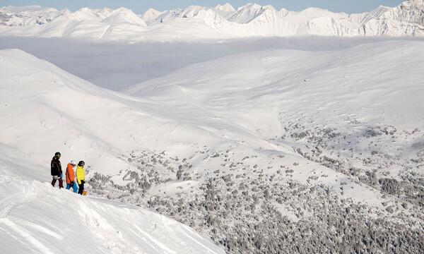 Snowboarding Terrain