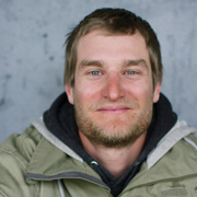Snowboard Coach Matt Large