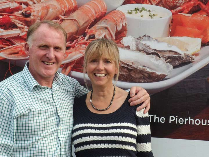 Welcome to The Pierhouse Hotel & Seafood Restaurant