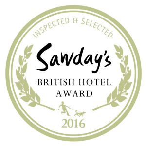 Sawday's Favourite Newcomer Award