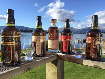 The Pierhouse Ferry Bar: the only UK mainland source of the Lismore malt whisky