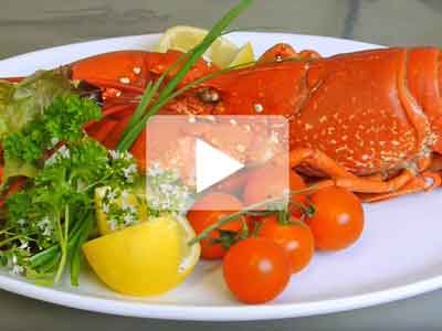 See for yourself in our video 'Eat at The Pierhouse'.