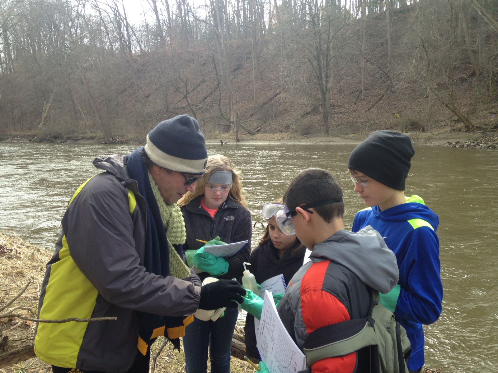 Coventry Students Get Back To Nature