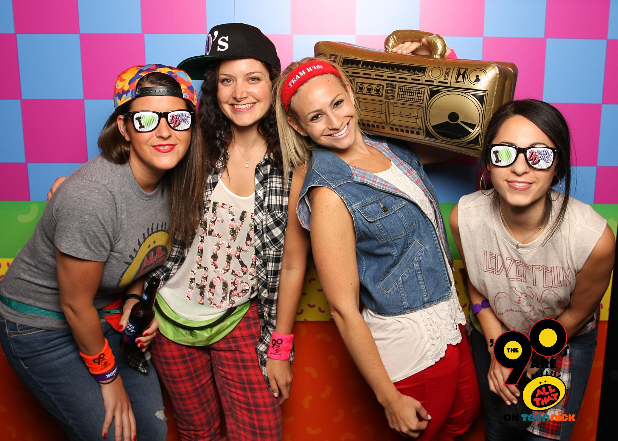 Nickelodeon Event New York