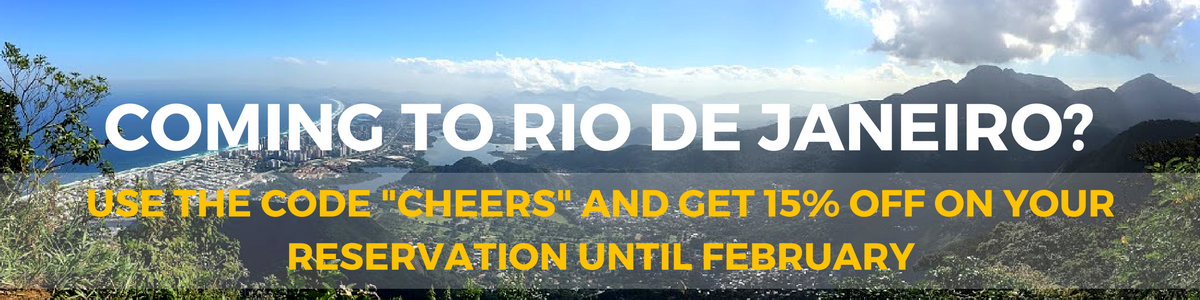Get 15% off on your reservation at FAVEX hostel in Rio de Janeiro