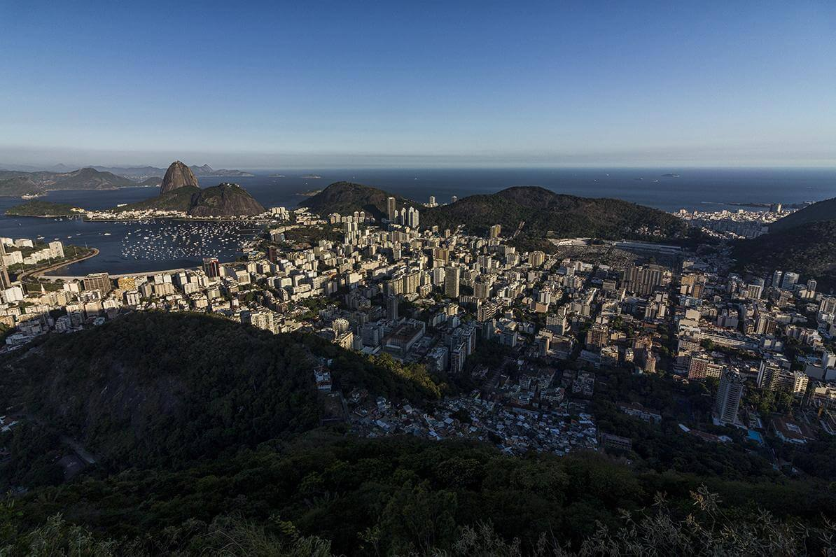 favela experience santa marta viewpoint rio de janeiro