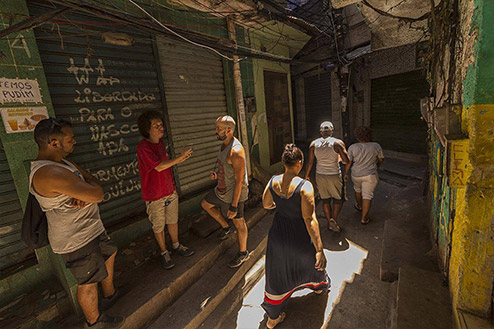 favela experience erik rocinha tour rio de janeiro