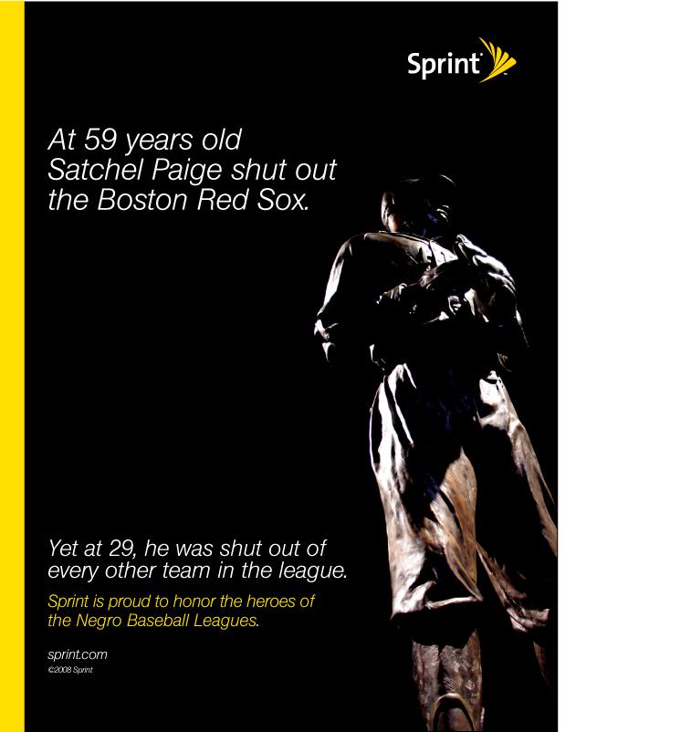 Sprint Advertisement