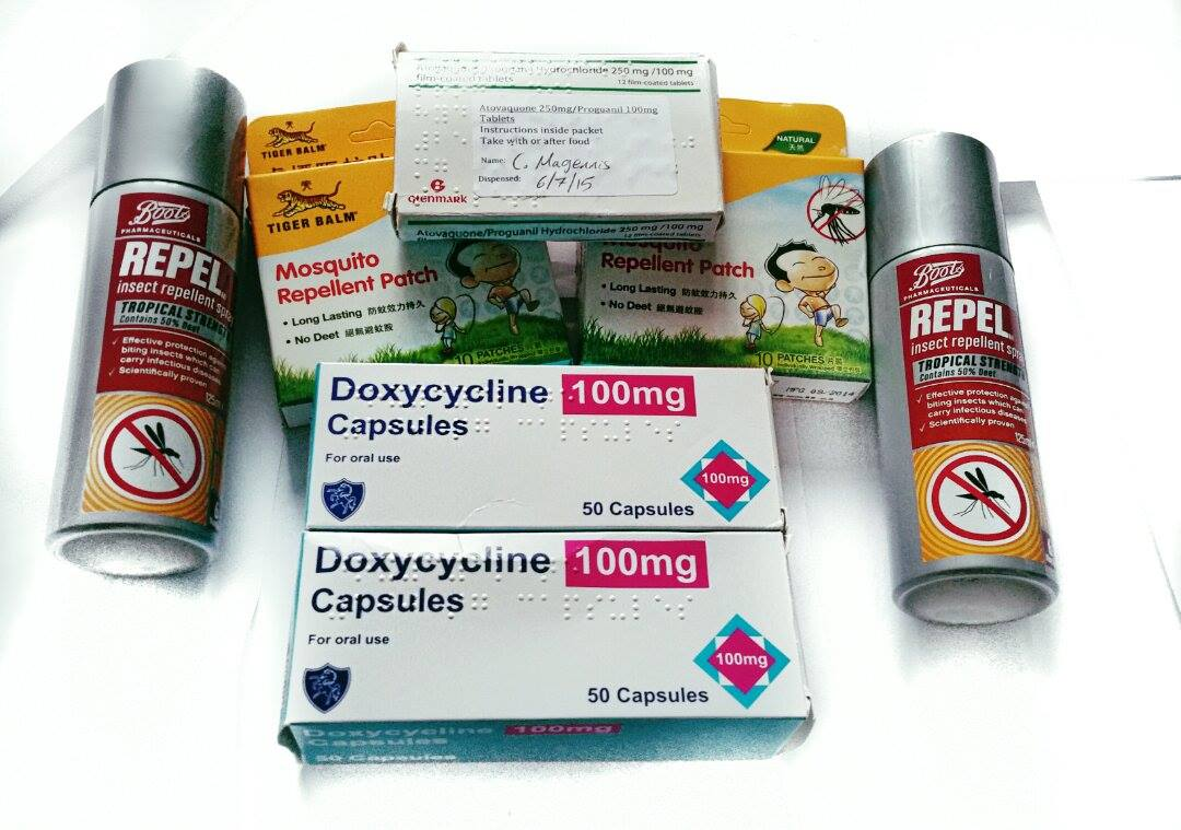 Injections, tablets and sprays