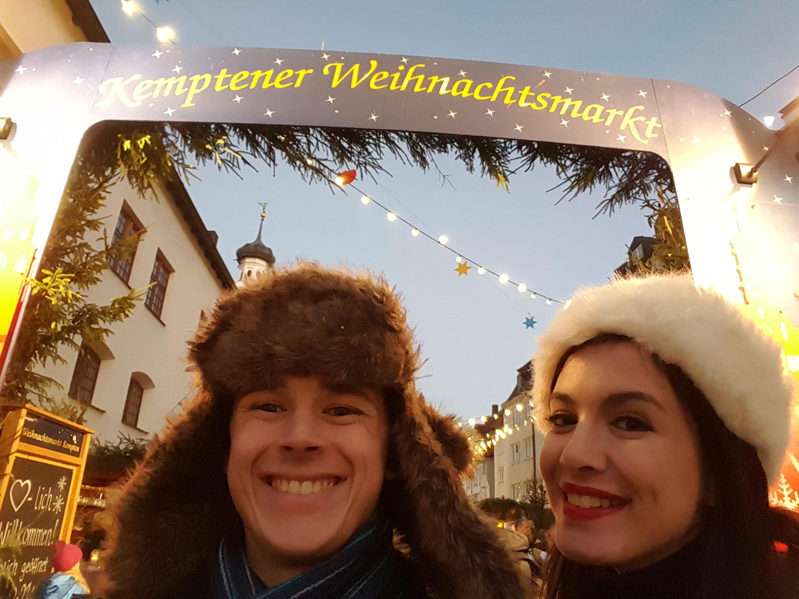 The Kempten Christmas Markets