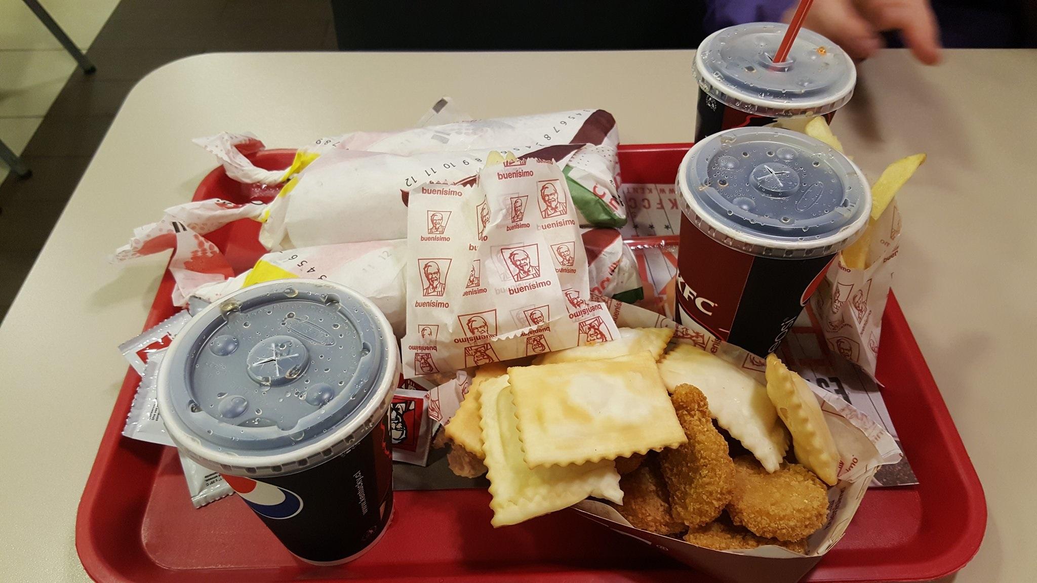 KFC buenos aires argentina