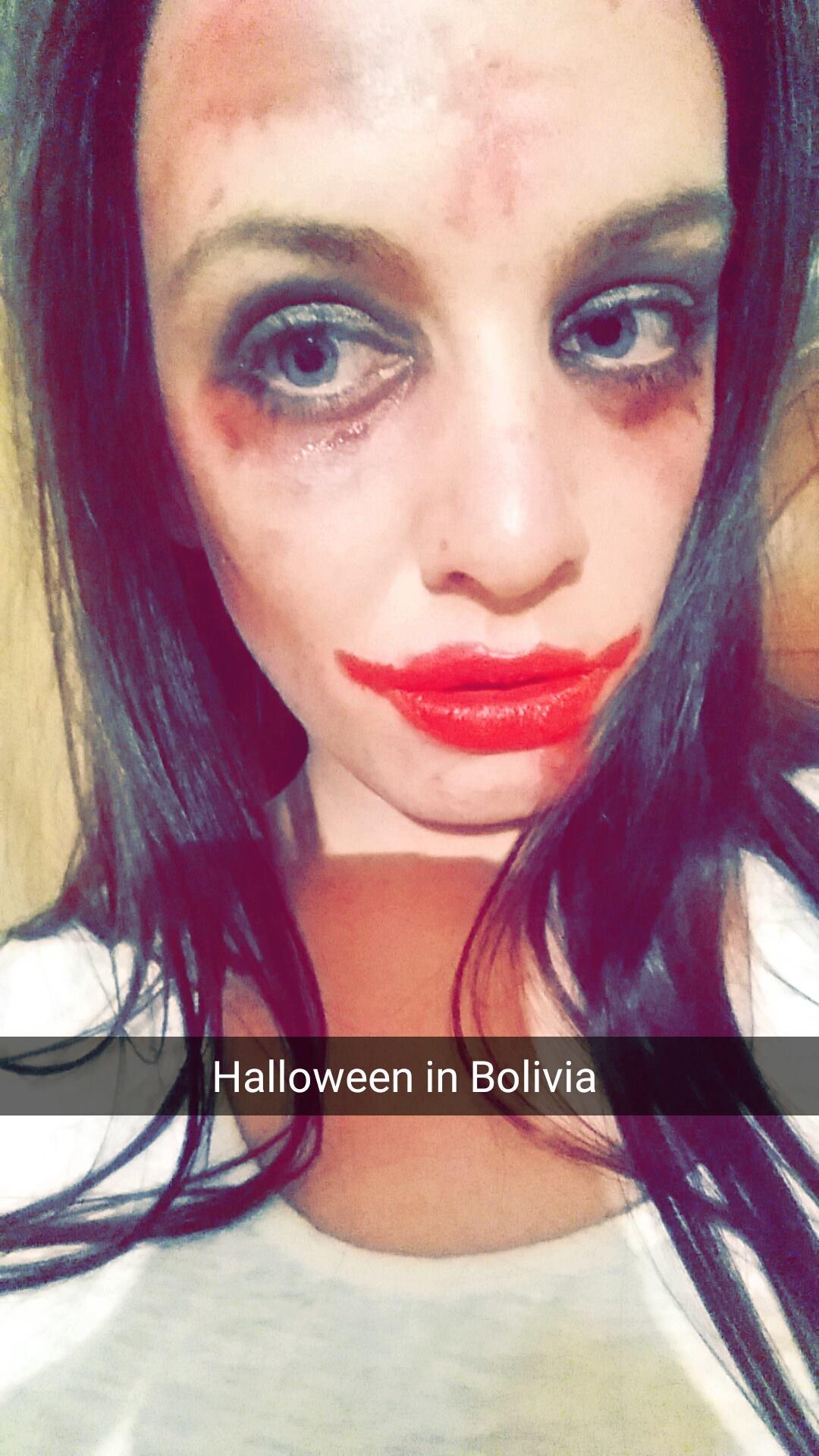 Halloween in Potosi