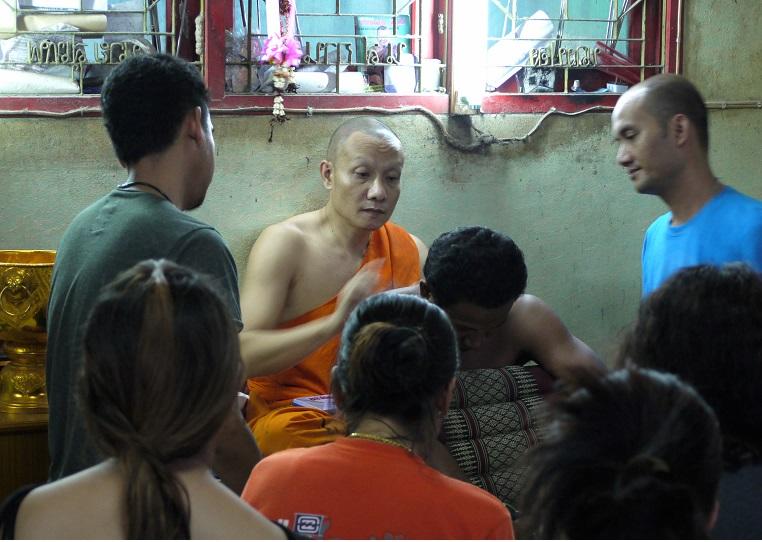 Master Luang Pi Nunn