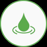 Trinkwasser Symbol