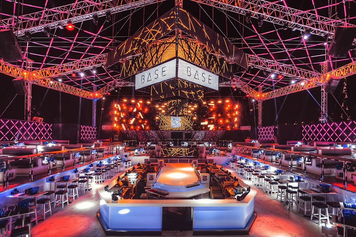 Bars Interior Design - Interior Design for Nightclubs - PDI