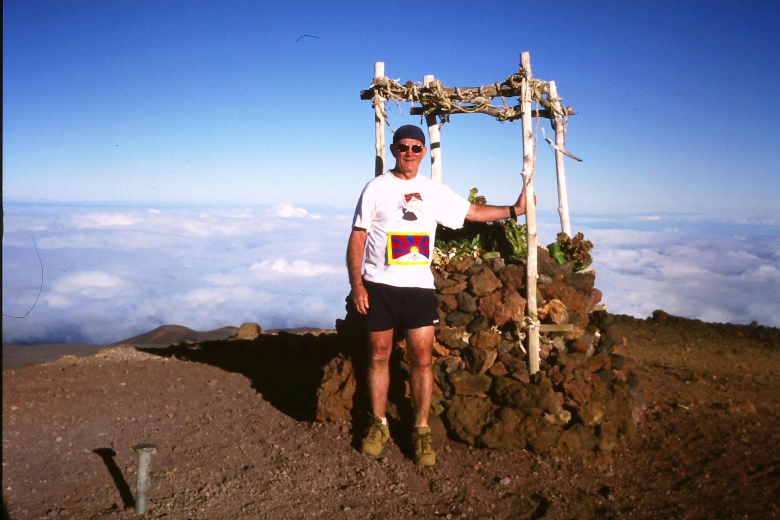 Tribute to Peace Climber Tom Scriven