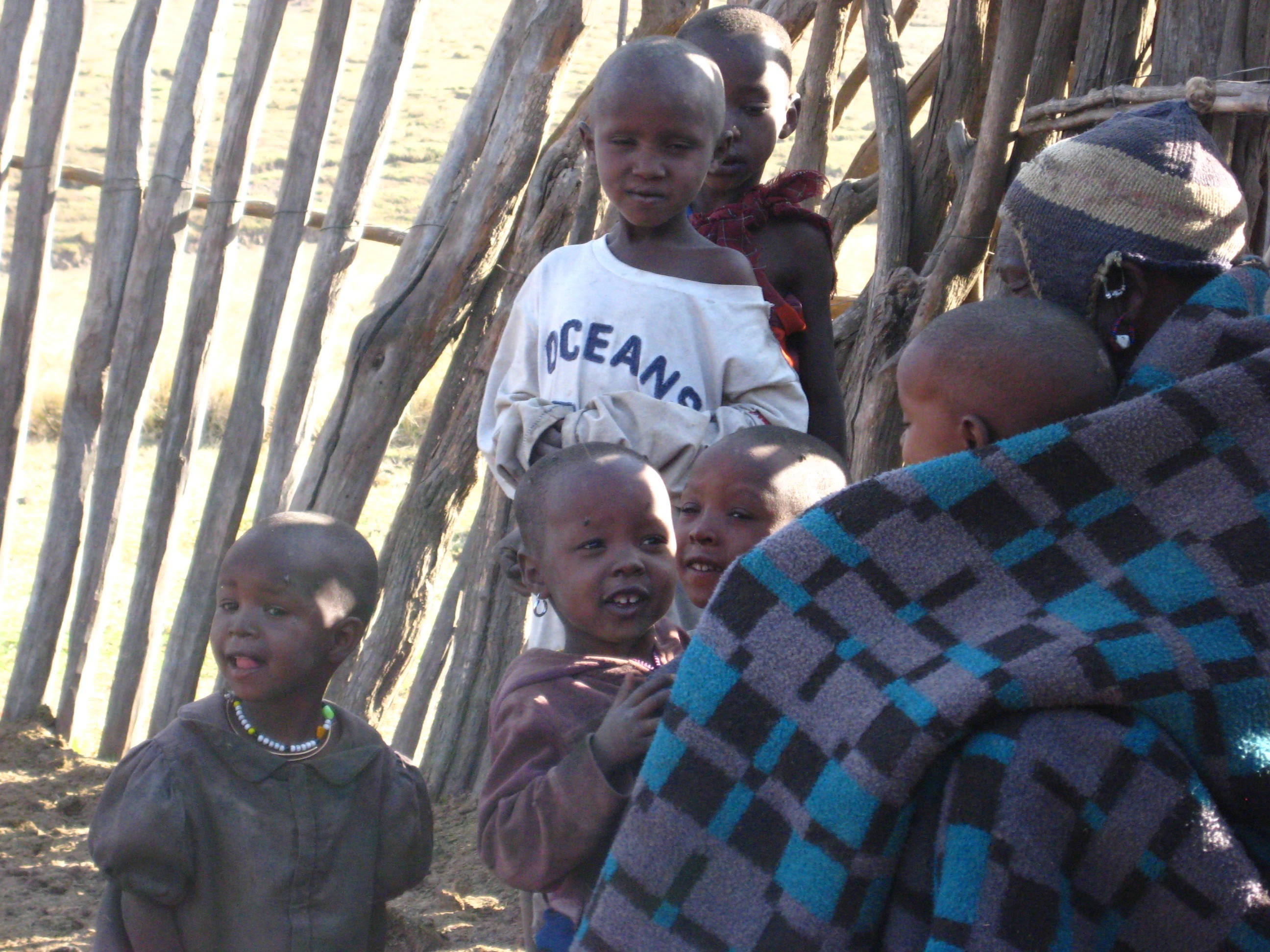 Peace Message from Maasai Chief