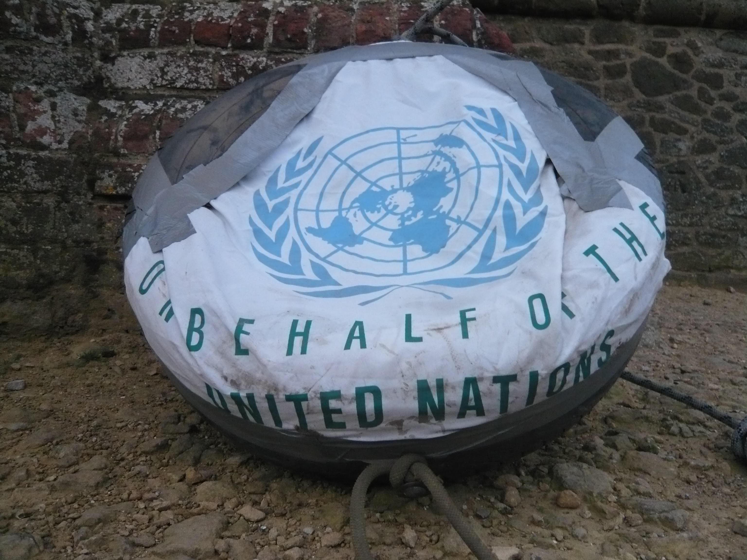 Ban Ki-moon sends us a Message