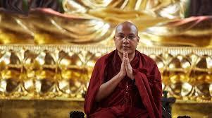 H.H. the Karmapa in London