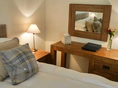 New bedroom furniture at The Pierhouse Hotel