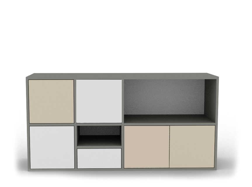 Nos meubles de salon living meuble tv sur mesure for Meuble salon sur mesure