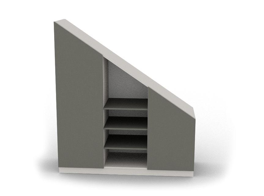 nos meubles sous escalier dessinetonmeuble. Black Bedroom Furniture Sets. Home Design Ideas