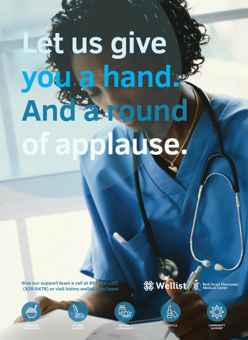 How Wellist helps nurses