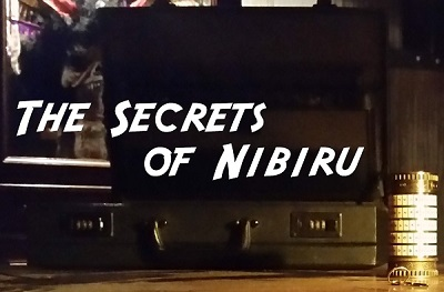 Secrets of Nibiru Room Escape Game in Portland, Oregon