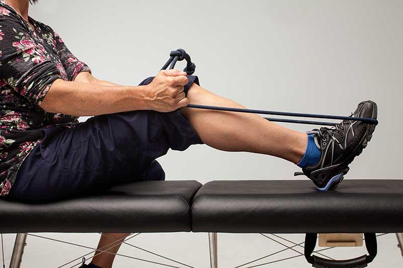 Techniques chiropratiques - Exercices de réhabilitation