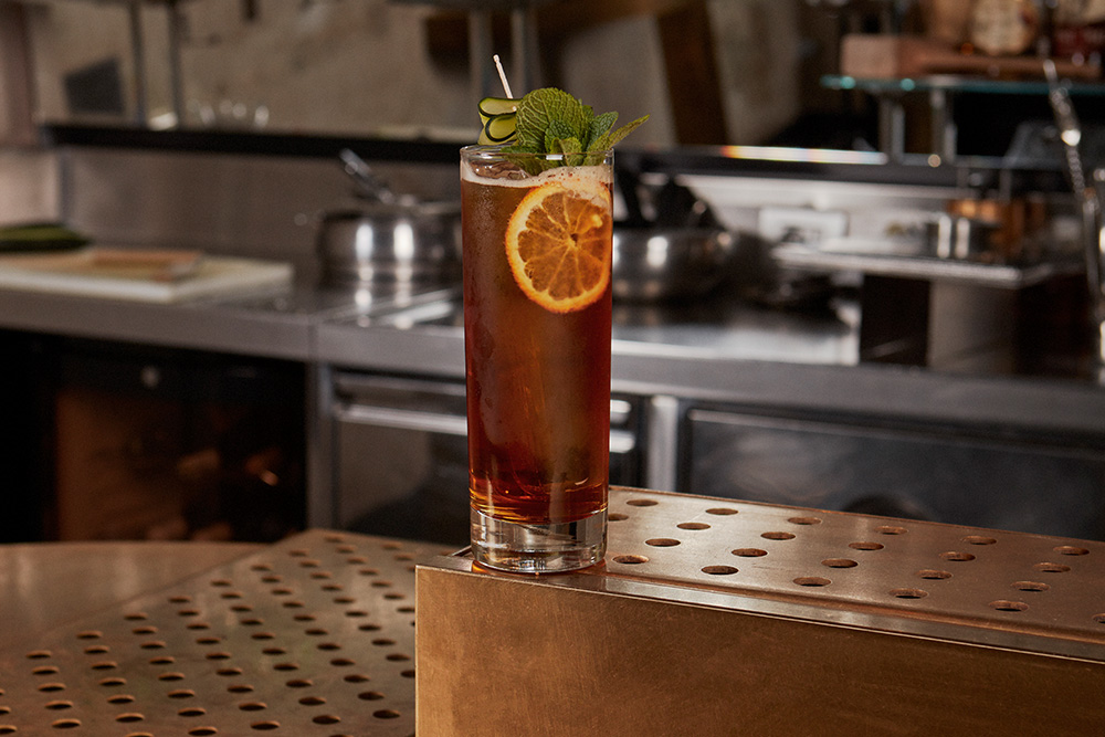 A Drink at 7pm: Dimitri Russo's PIMM'S