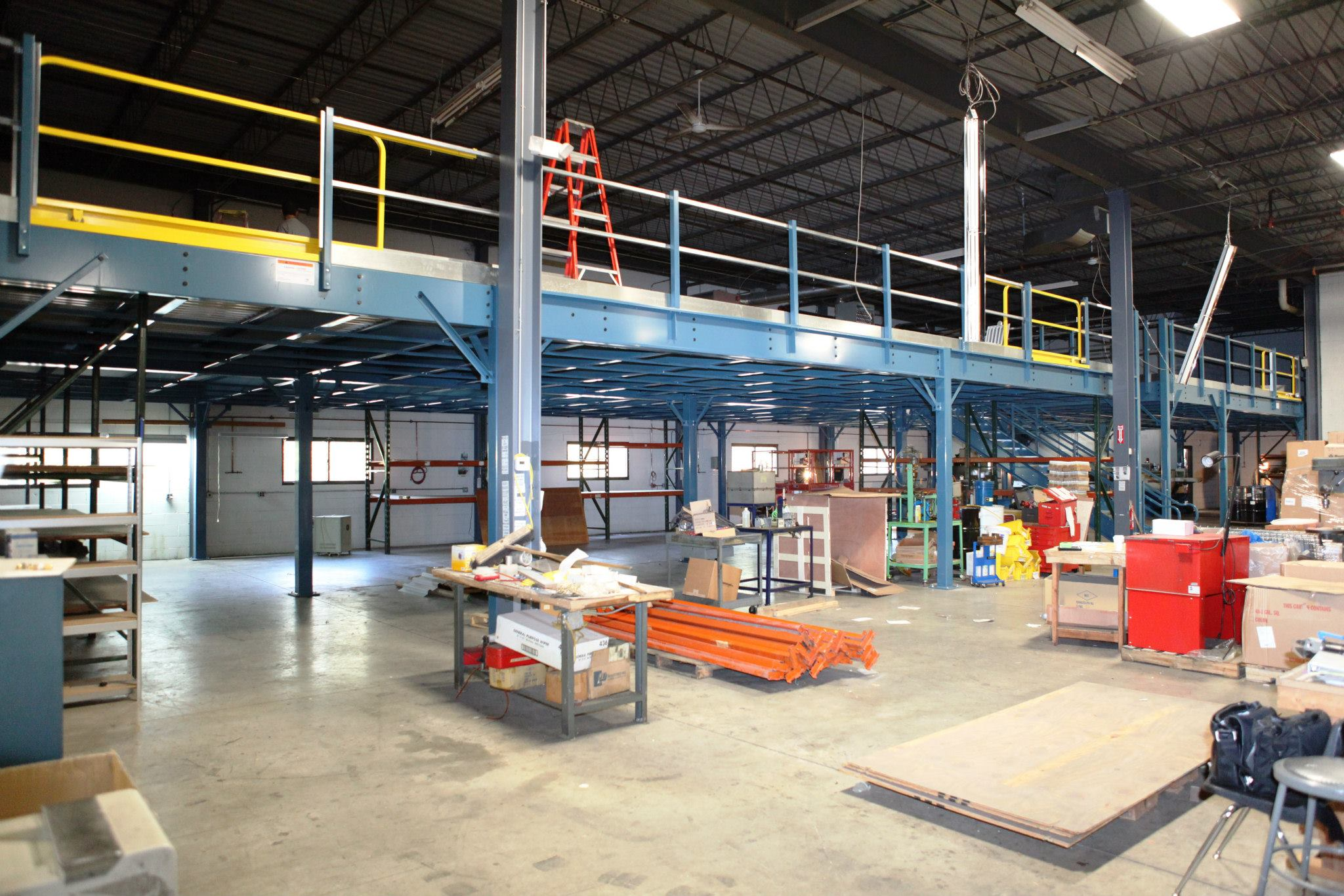 Mezzanine Case Studies The Mezzanine Company