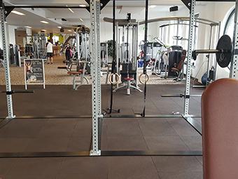 ULC Fitness Company Bremen Germany Project Photo