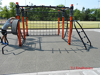 LifeFitness Technical University Eindhoven The Netherlands Project Photo