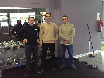 Anytime Fitness Barcelona Graflex Spain Project Photo
