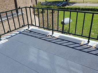 GGZ Roof terrace The netherlands 1 Project Photo